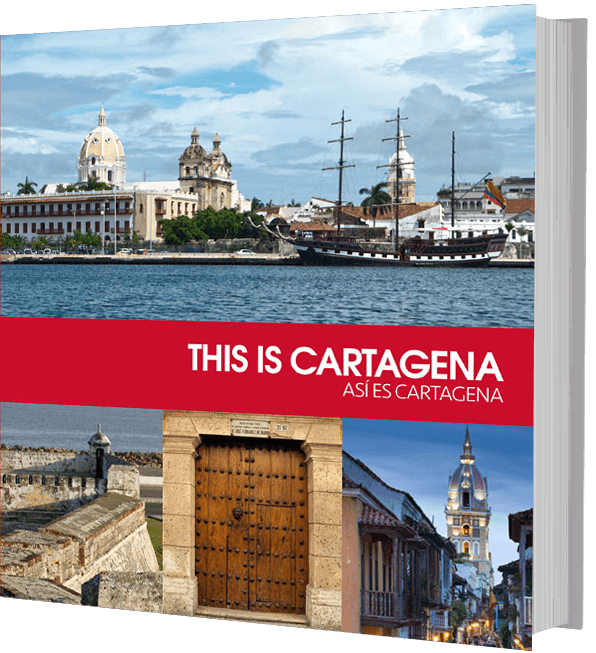 Así es Cartagena - Libro